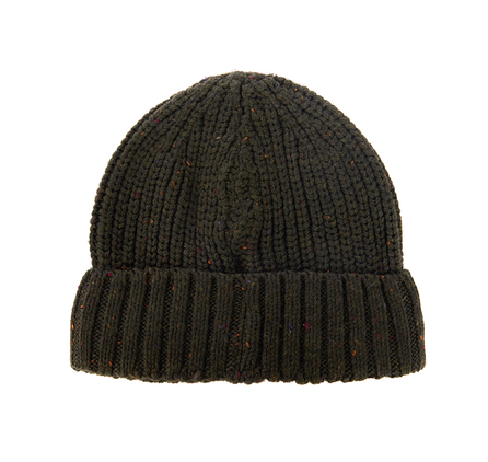 Barbour Langley Beanie Olive