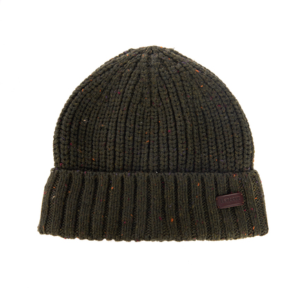 Barbour Langley Beanie Olive Barbour Lifestyle: From the Classic collectionthe Classic collection