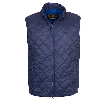 Barbour Keelson Quilted Jacket Navy Barbour Lifestyle: From the North Sea Outfitters collection