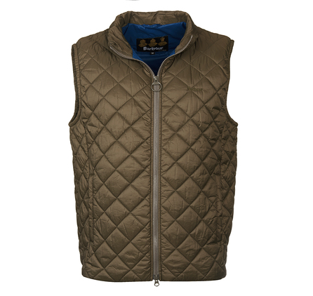 Barbour Keelson Quilted Jacket Olive Barbour Lifestyle: From the North Sea Outfitters collection