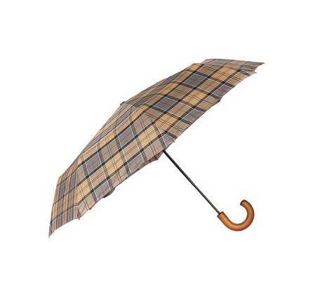 Barbour Tartan Telescopic Umbrella Dress Tartan