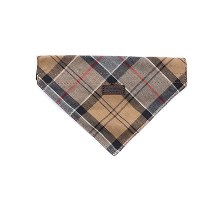 Barbour Tartan Dog Bandana Barbour Lifestyle