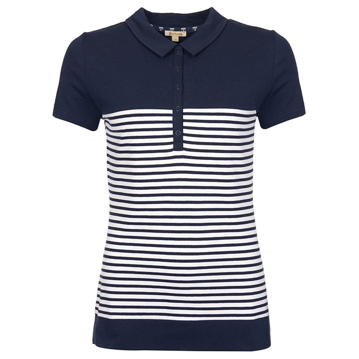 Barbour Barbour Clove Hitch Polo Navy Barbour Lifestyle: From the Seafarer collection