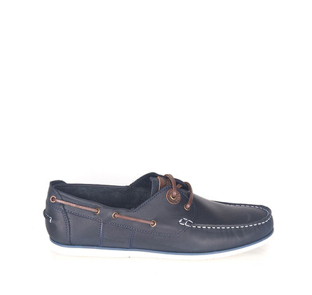 Barbour Capstan Shoes Blue