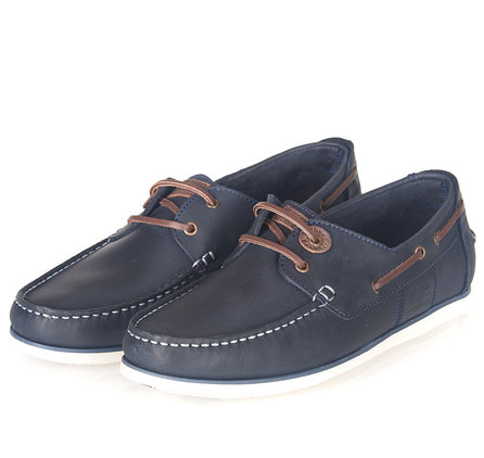 Barbour Barbour Capstan Shoes Blue Barbour Lifestyle: From the Classic collection