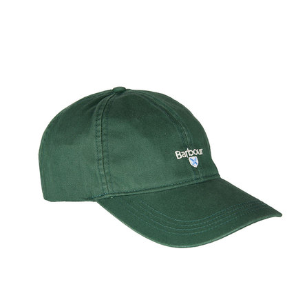 Branded Cascade Sports Cap Racing Green Barbour Lifestyle: From the Classic capsule