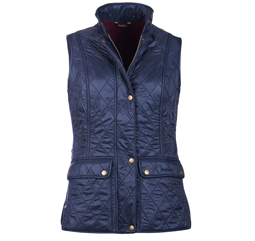 Barbour Wray Gilet navy Fit Regular