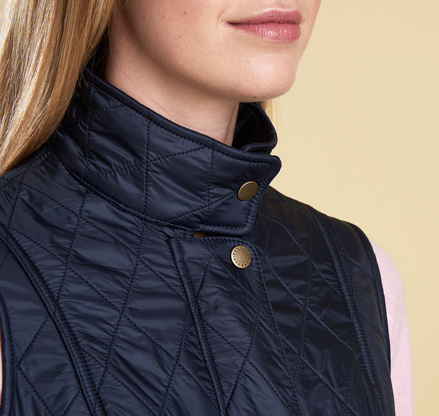 Barbour Wray Gilet navy