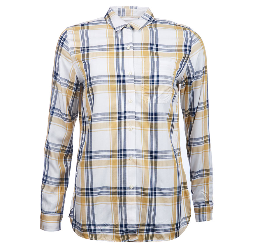Barbour Newton Shirt Sun Barbour Lifestyle: From the Classic collection