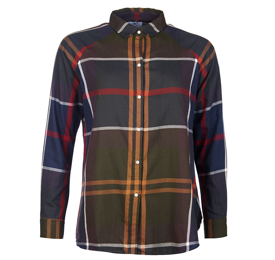 Barbour Dorothy Shirt Barbour Lifestyle: From the Classic collection