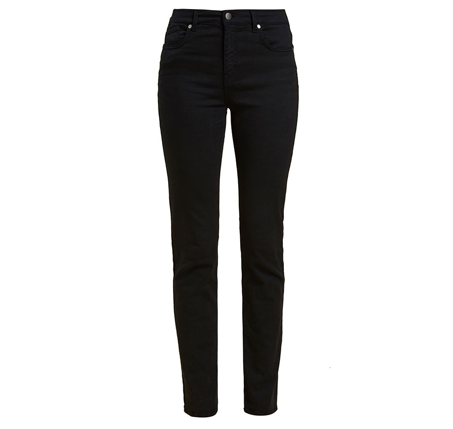 Barbour Essential Slim Trousers Black Barbour Lifestyle: From the Essentials collection