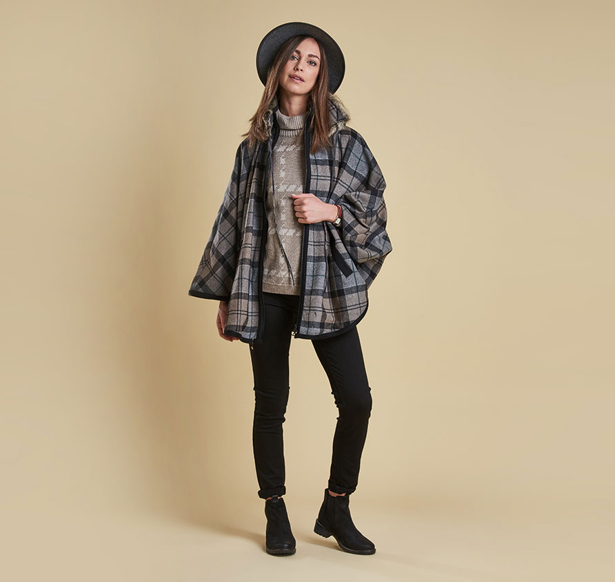 Barbour Portree Cape