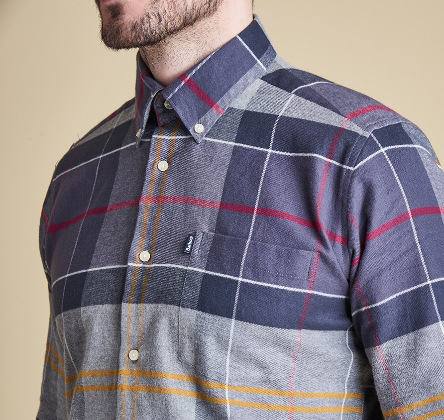 Barbour John Shirt Modern