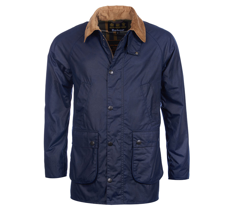 Barbour SL Bedale Wax Indigo Barbour Heritage Slim Fit