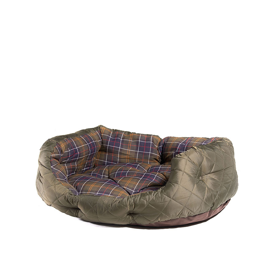 Barbour Medium Quilted Dog Bed 30´´