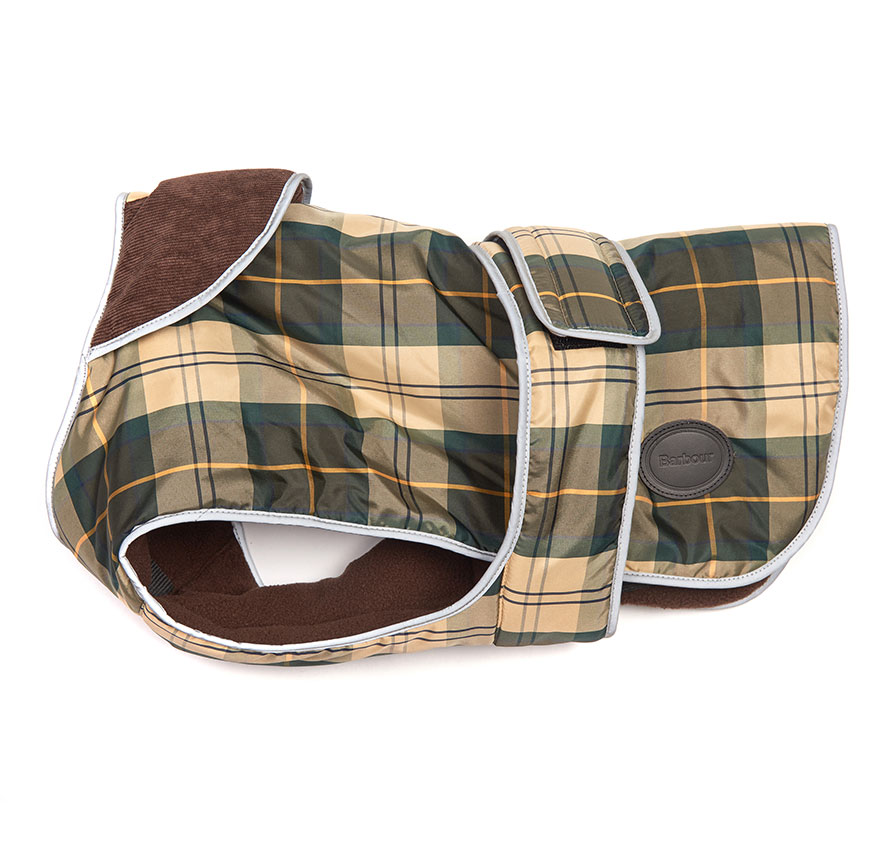 Barbour Wool Touch Dog Coat Classic
