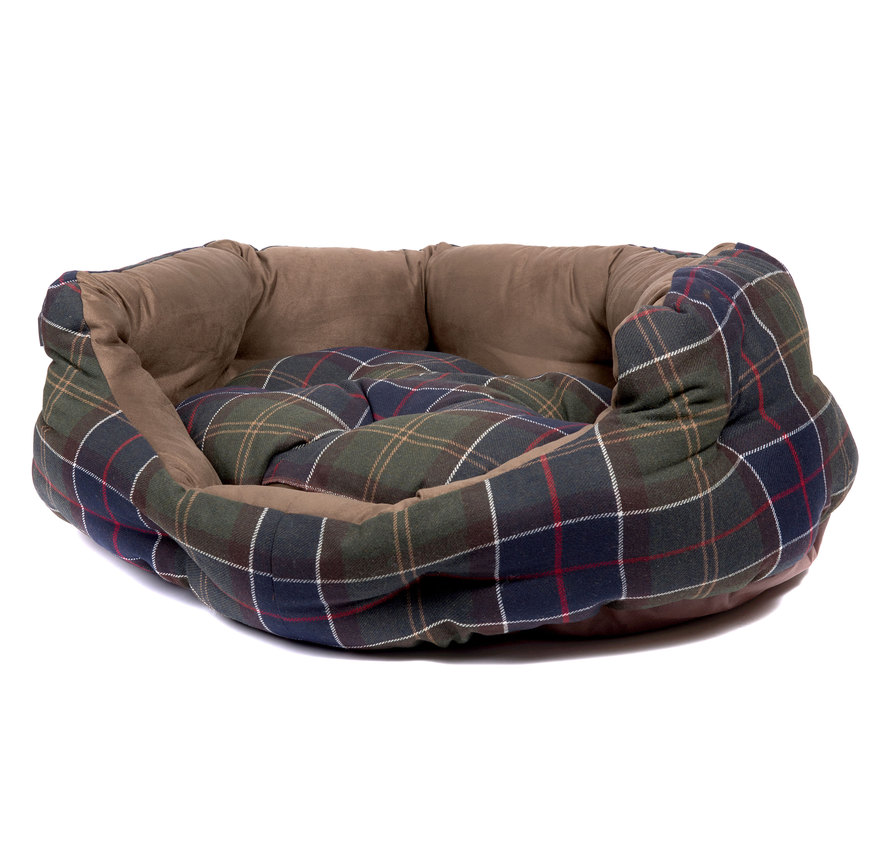 Barbour Luxury Dog Bed 35