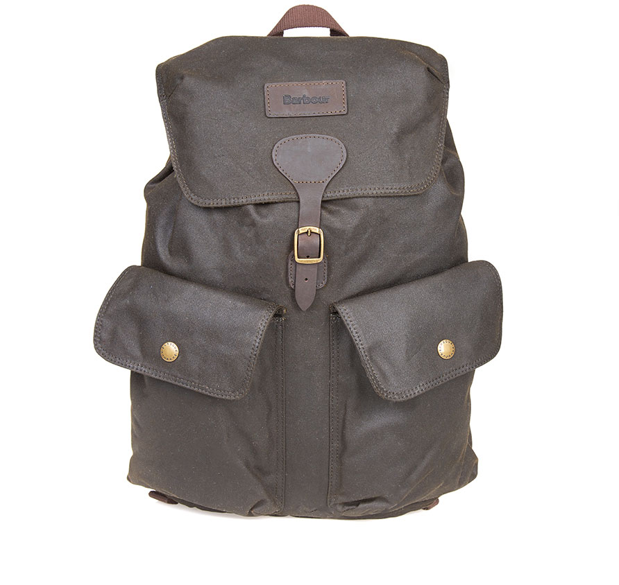Barbour Linton Backpack Olive Barbour Lifestyle