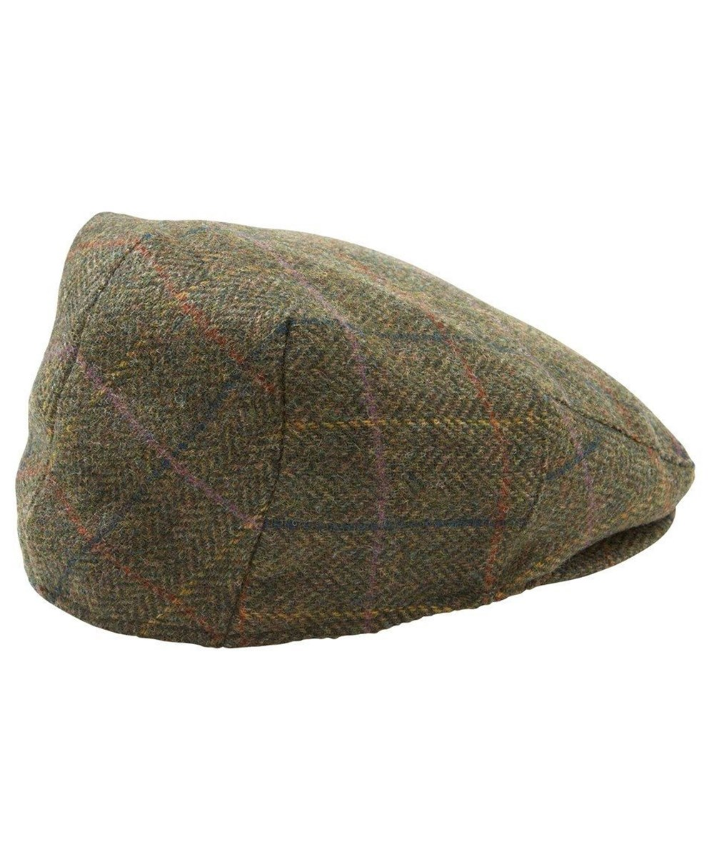 Barbour Moons Tweed Olive Herrington