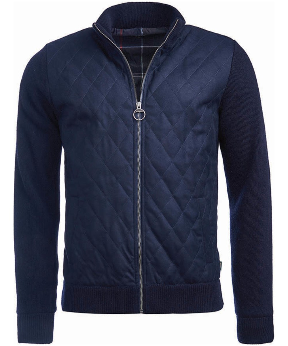 Barbour Culzean Zip Barbour Heritage Slim Fit