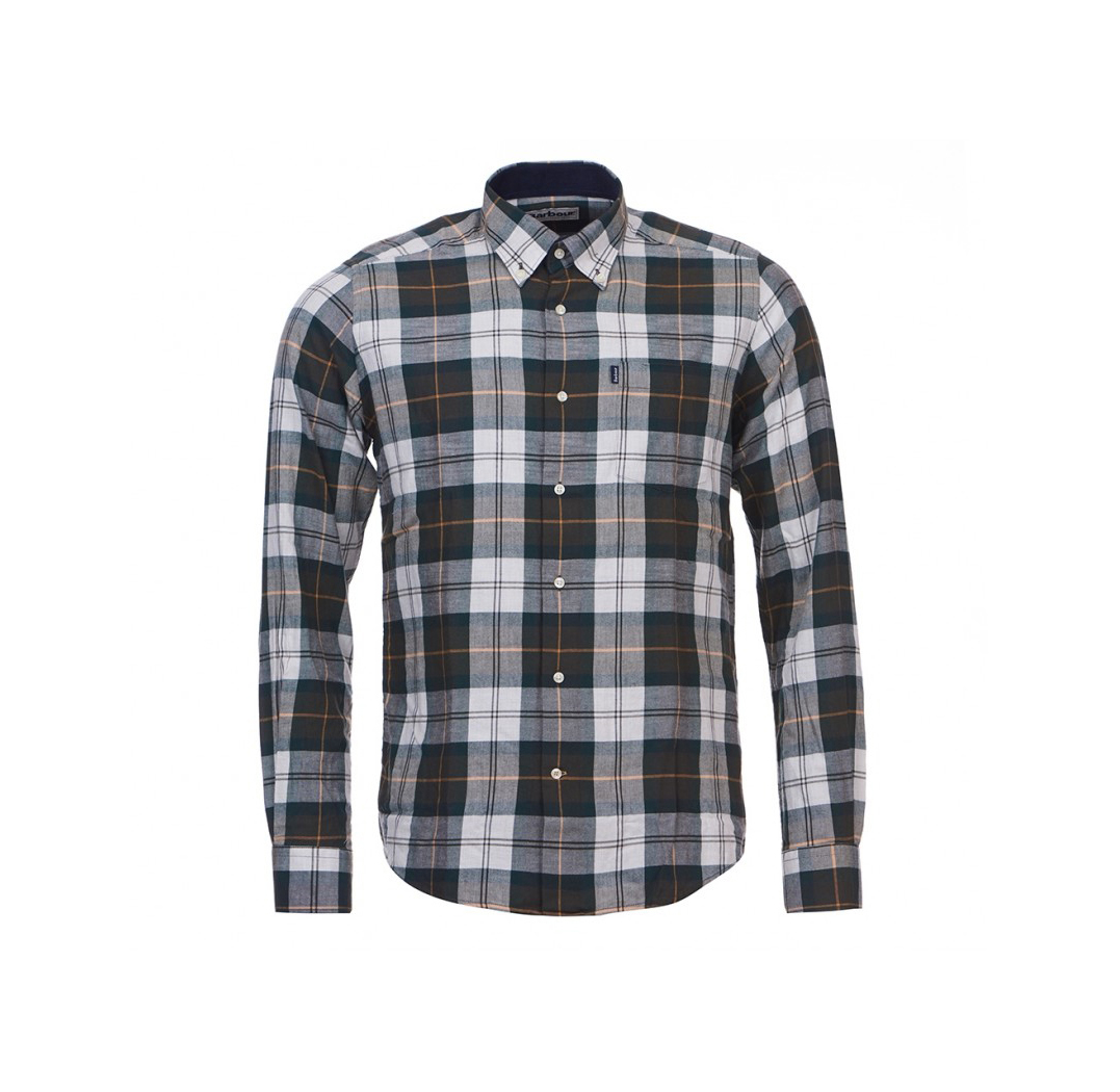 Barbour Murray Shirt Ancient Barbour Lifestyle Tailored Fit