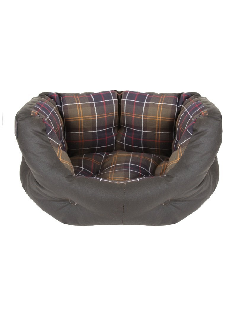 Barbour Wax Cotton Bed Small