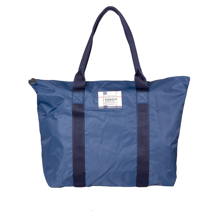 Barbour Barbour Kelty Tote Bag Navy