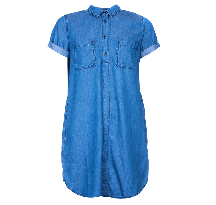 Barbour Barbour Fins Dress Relaxed Fit
