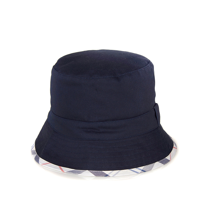 Barbour Barbour Langton Reversible Hat navy Slim Fit
