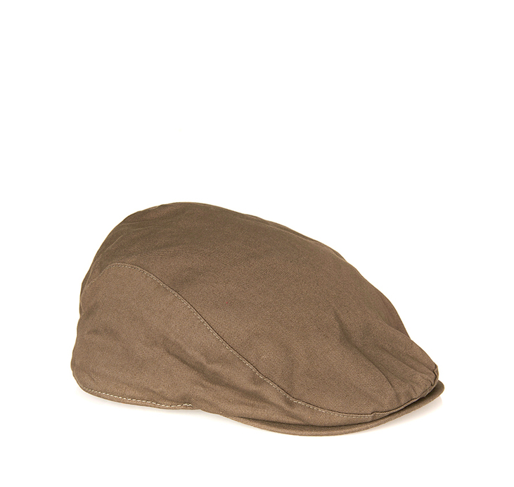 Barbour Barbour Finnean Flat Cap Olive