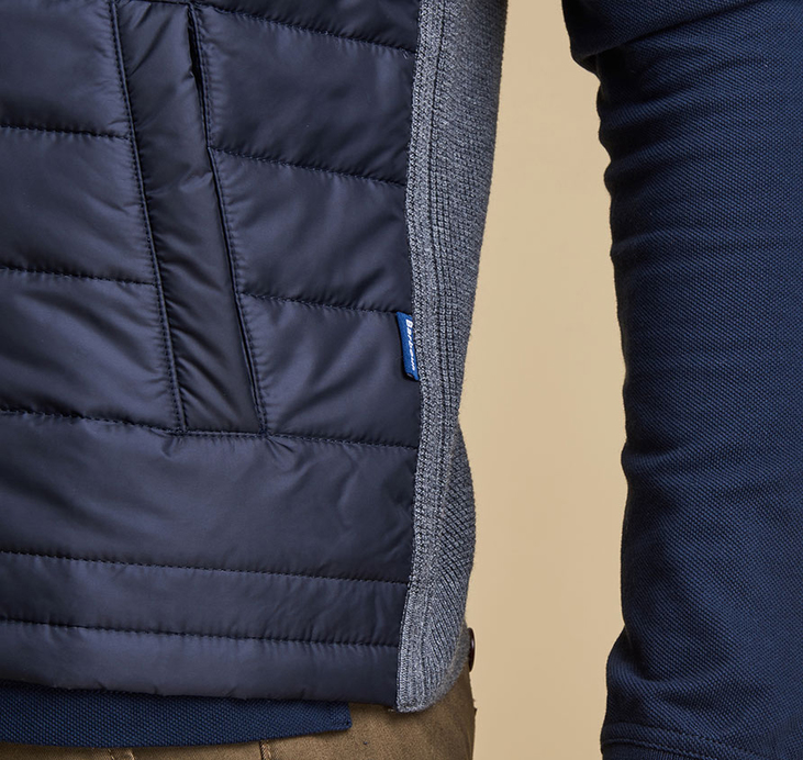 Barbour Essential Gilet Mid Grey