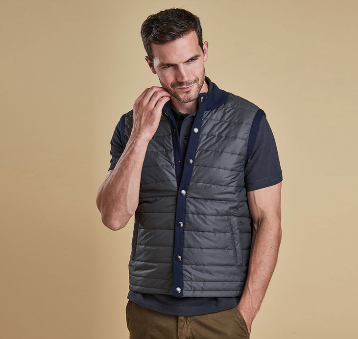 Barbour Essential Gilet Navy