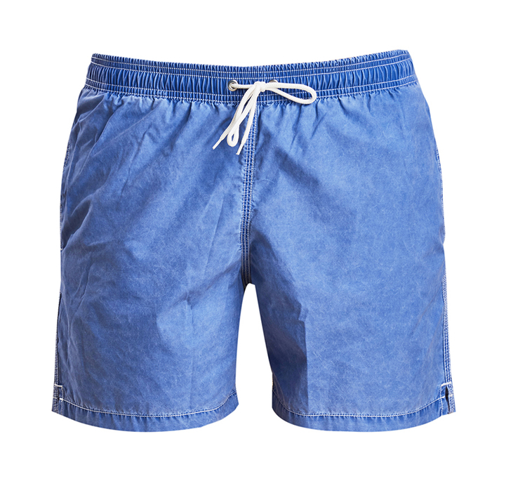 Barbour Barbour Victor Swim Short Blue Tailored Fit