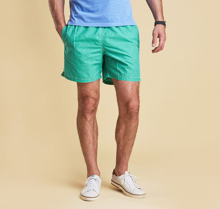 Barbour Victor Swim Short Green
