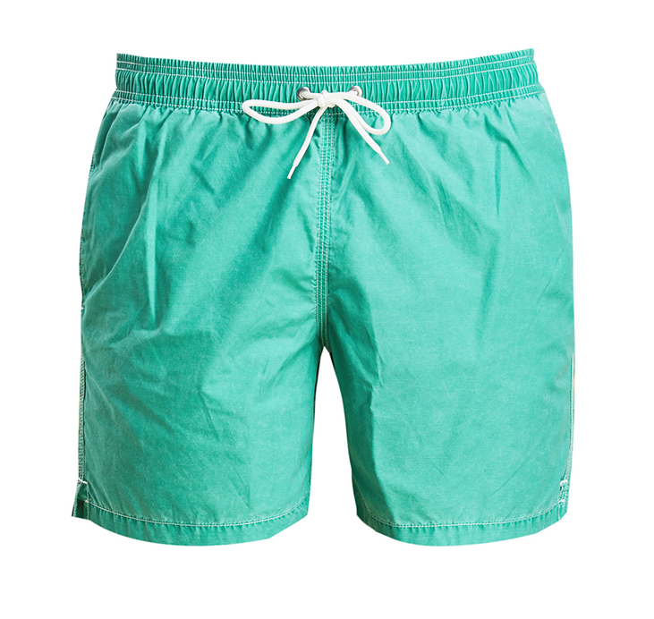 Barbour Victor Swim Short Green Tailored Fit