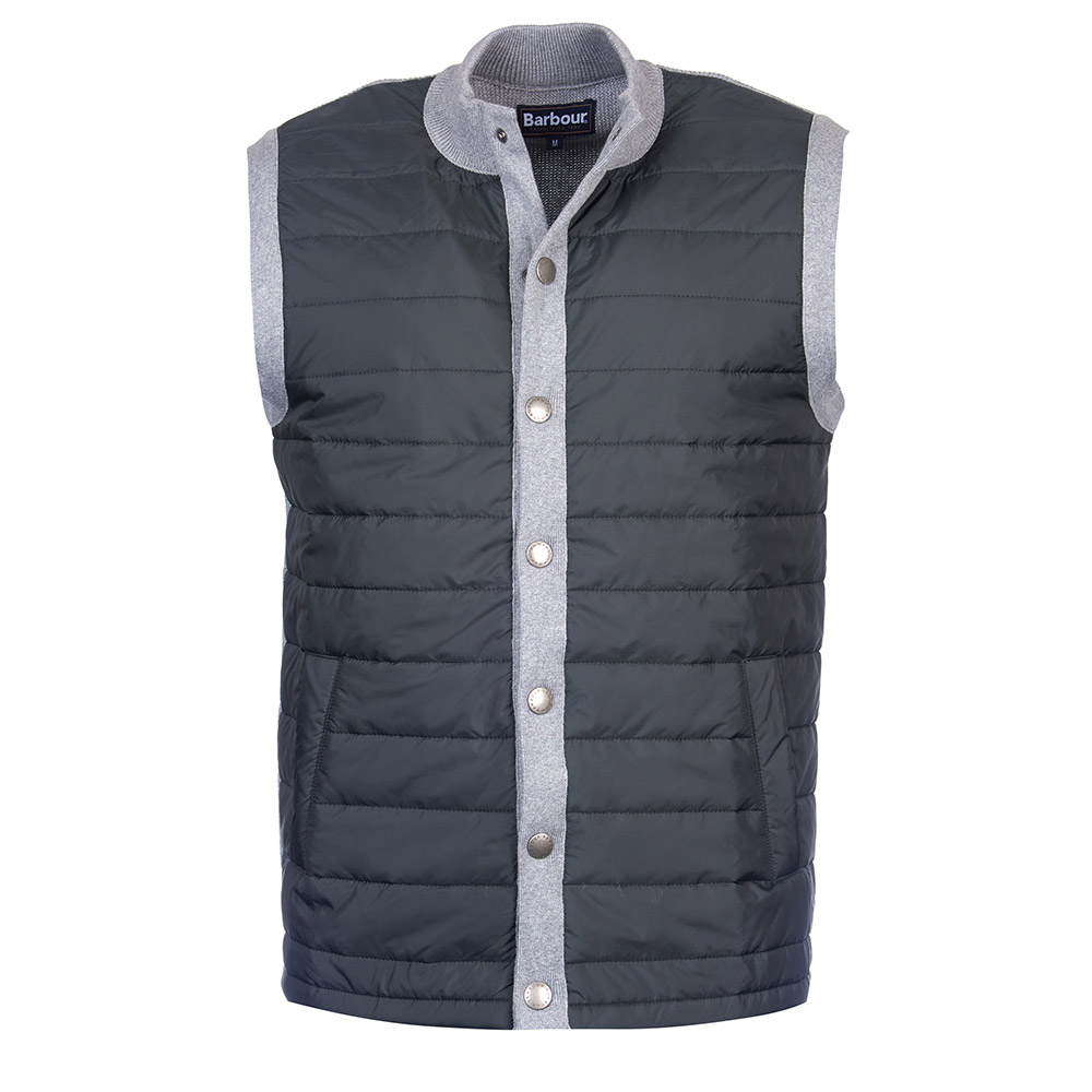 Barbour Essential Gilet Charcoal