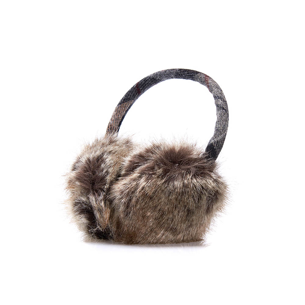 Barbour Barbour Carsten Earmuffs Natural Barbour Lifestyle: From the Spirit of Adventure collection