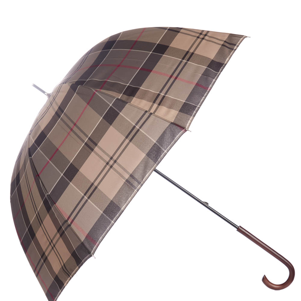 Barbour Tartan Ladies Umbrella Barbour Lifestyle: From the Winter Tartan collection