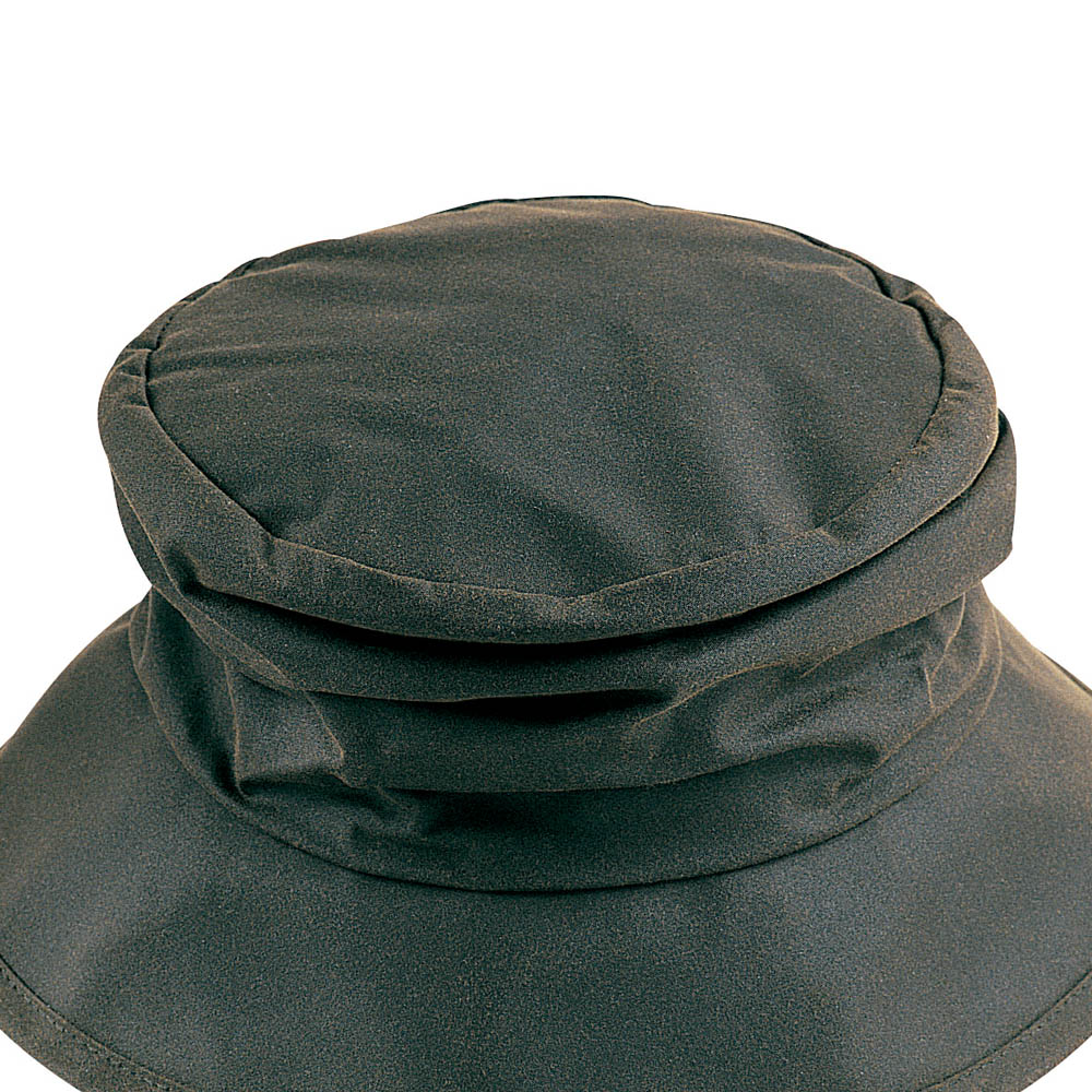 Wax Ladies Sports Hat Olive