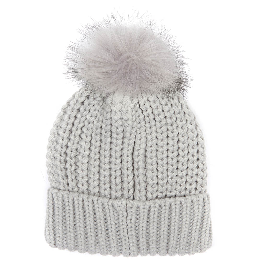 Barbour Saltburn Beanie grey