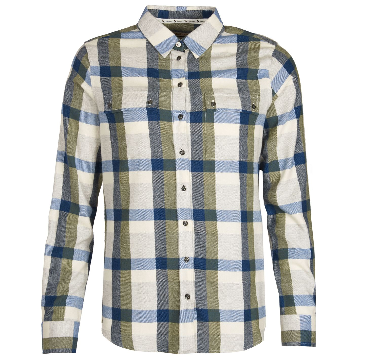 Barbour Dovedale Shirt Olive