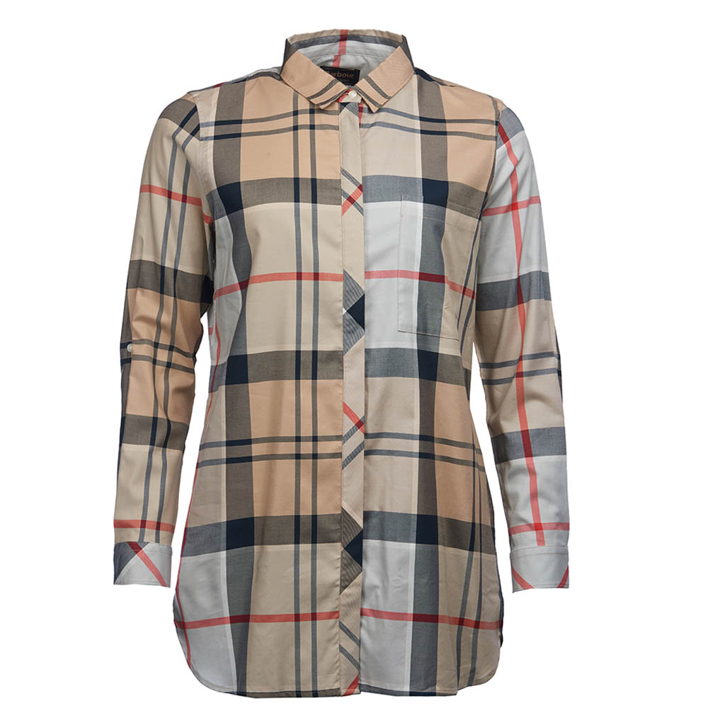 Barbour Balmedie Shirt Camel