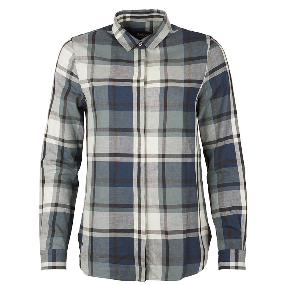Barbour Annis Shirt Grey