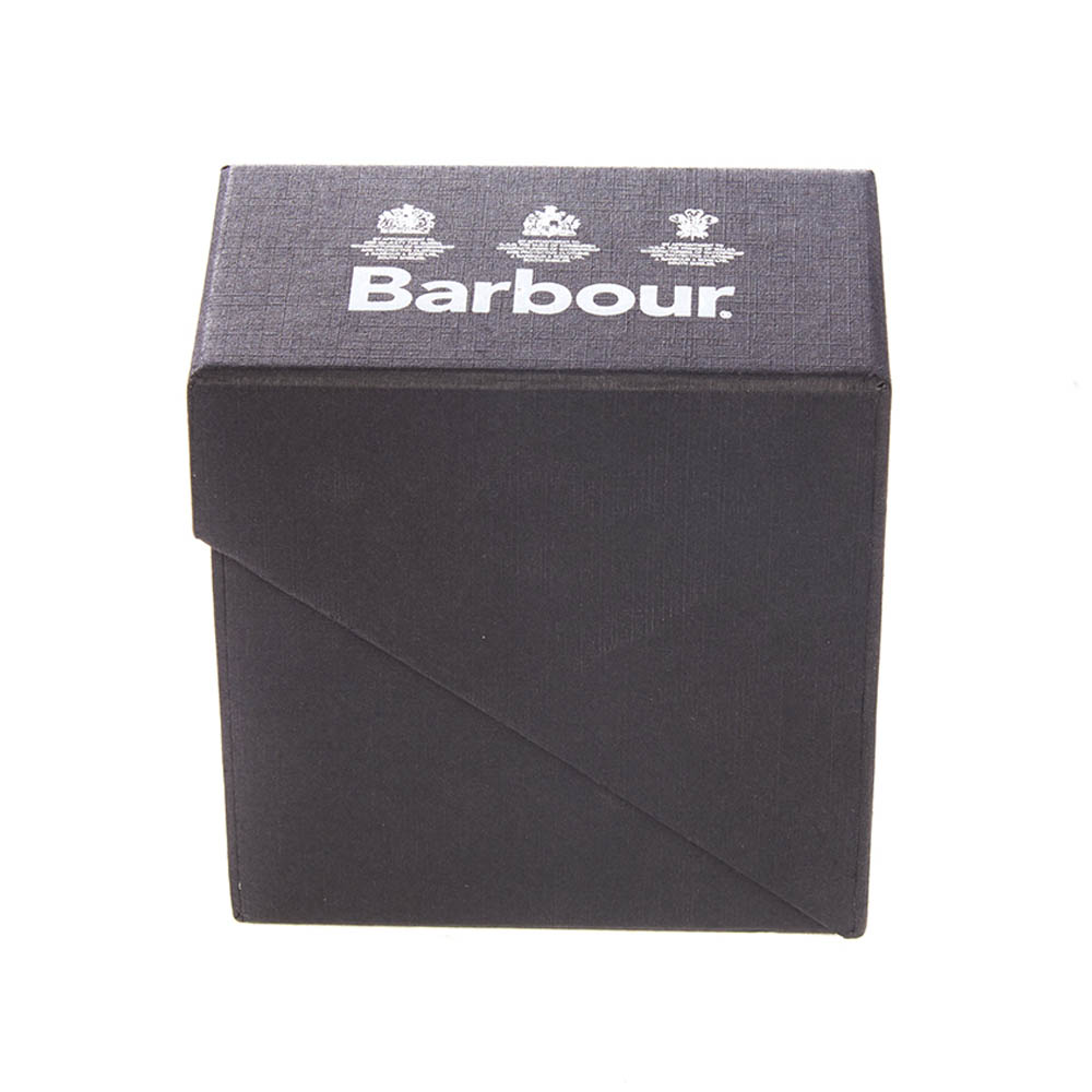 Barbour Tartan Coloured Stretch Belt In Gift Box Classic