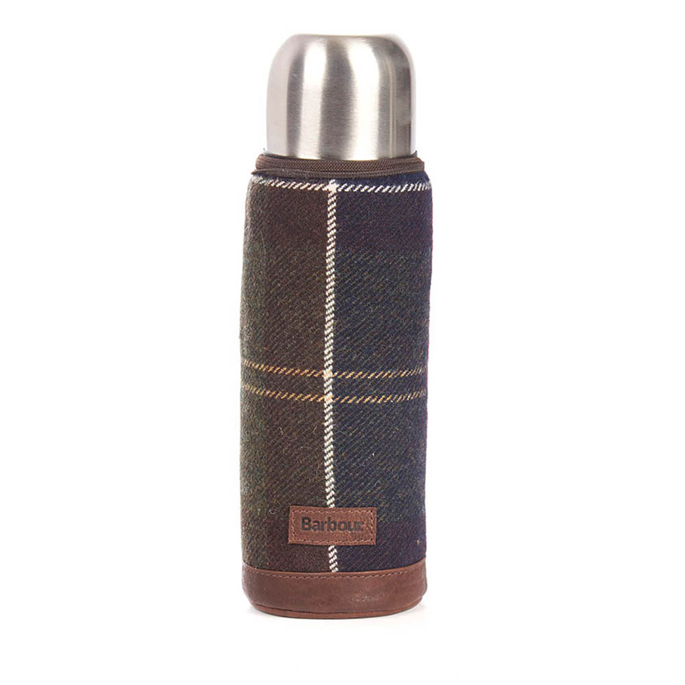 Barbour Tartan Thermal Flask Classic