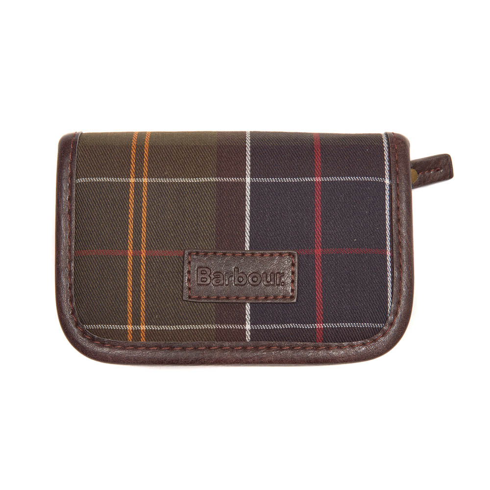 Barbour Tartan Manicure Kit Gift Box Set Classic