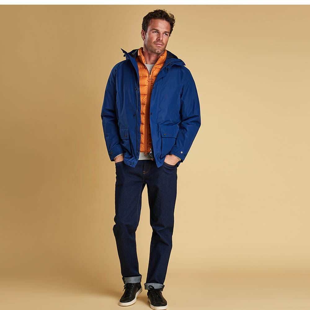 Barbour Bretby Gilet Marmalade
