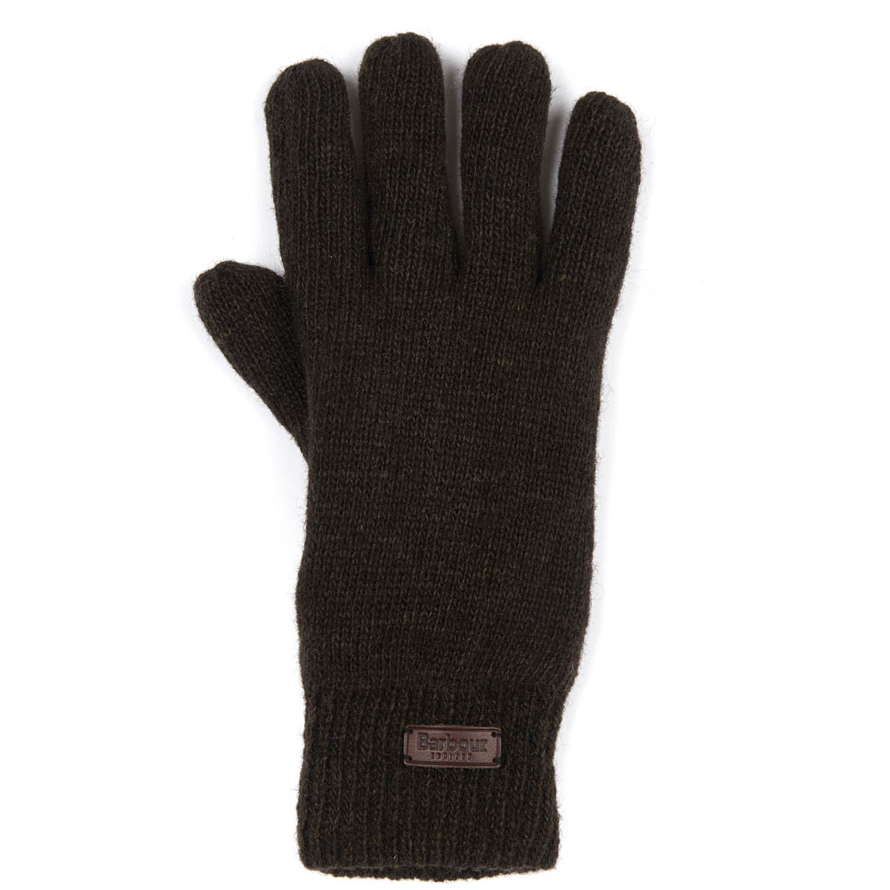 Barbour Barbour Carlton Gloves Green Barbour Lifestyle