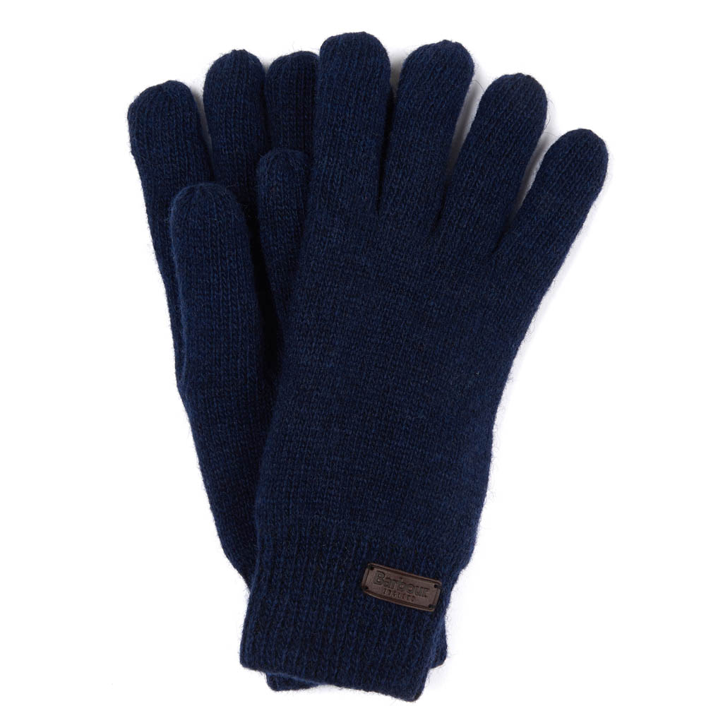 Barbour Barbour Carlton Gloves Navy Barbour Lifestyle
