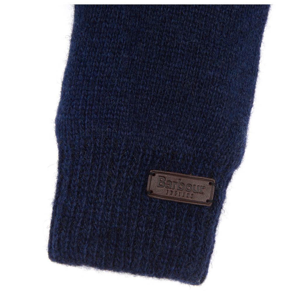 Barbour Carlton Gloves Navy